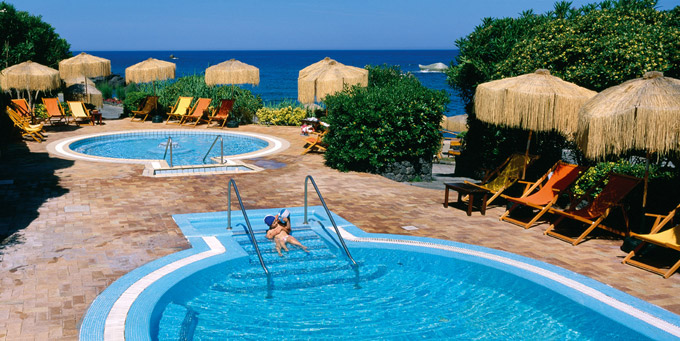 The Pools Giardini Poseidon Terme Ischia Thermal Baths Pools Wellness Centre Medical Therapies Holistic Therapies Cosmetic Treatments