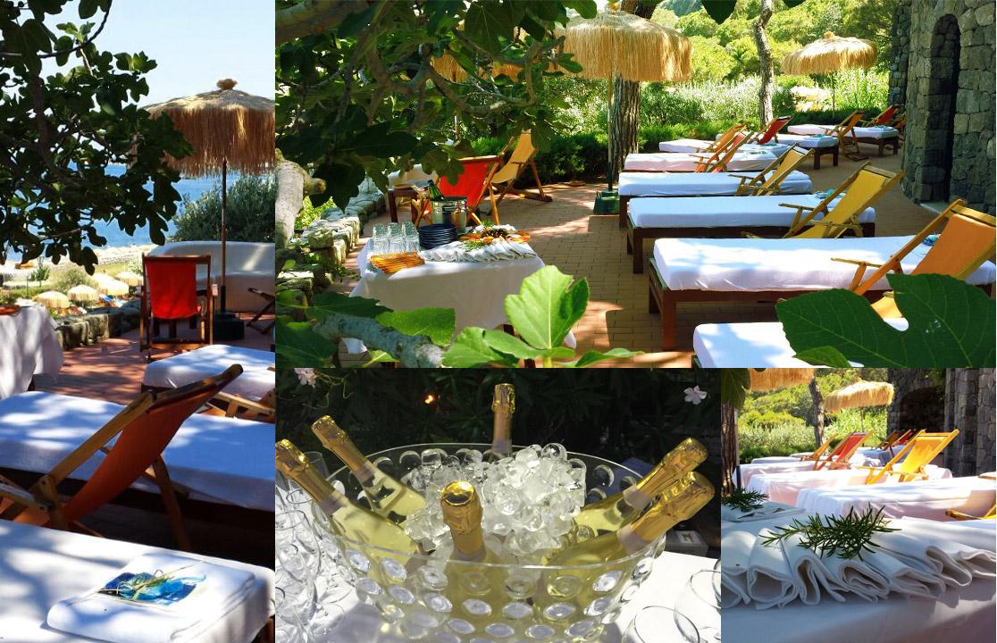 Terrazza VIP Belvedere / Giardini Poseidon Terme - Ischia - Thermal ...