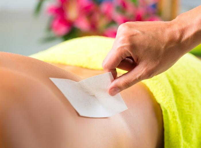 massaggio addome uomo